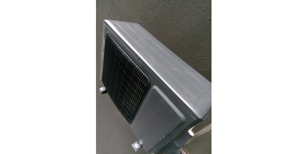 Invisible outdoor air conditioning unit ( UA)