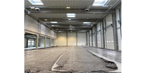 Ventilation and heating car station ( UA)