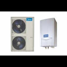Midea MHA-V8W/D2N1+SMK-80/CD30GN1-B тепловий насос heat pump